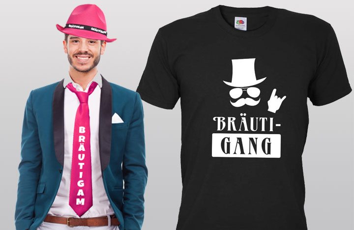 JGA Männer-Outfits im Gentlemen-Stil