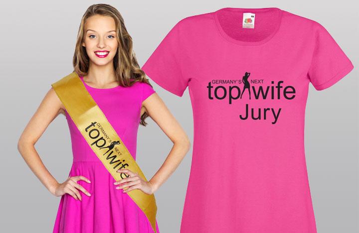 Next Top Wife Outfits für den Polterabend