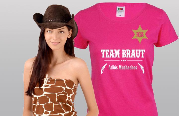 JGA Cowgirls - Western-Outfits für Damen